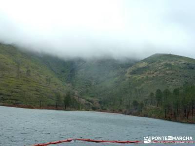 Sierra de Gata, Trevejo,Hoyos,Coria; cascadas ruta del agua el monasterio de piedra marcha nordica